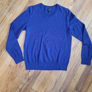 Apt. 9 Men's V-Neck Long Sleeve Sweater, Small